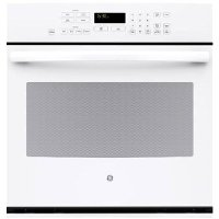 PT7050DFWW GE Profile 30 Inch Convection Single Wall Oven - 5.0 cu. ft. White