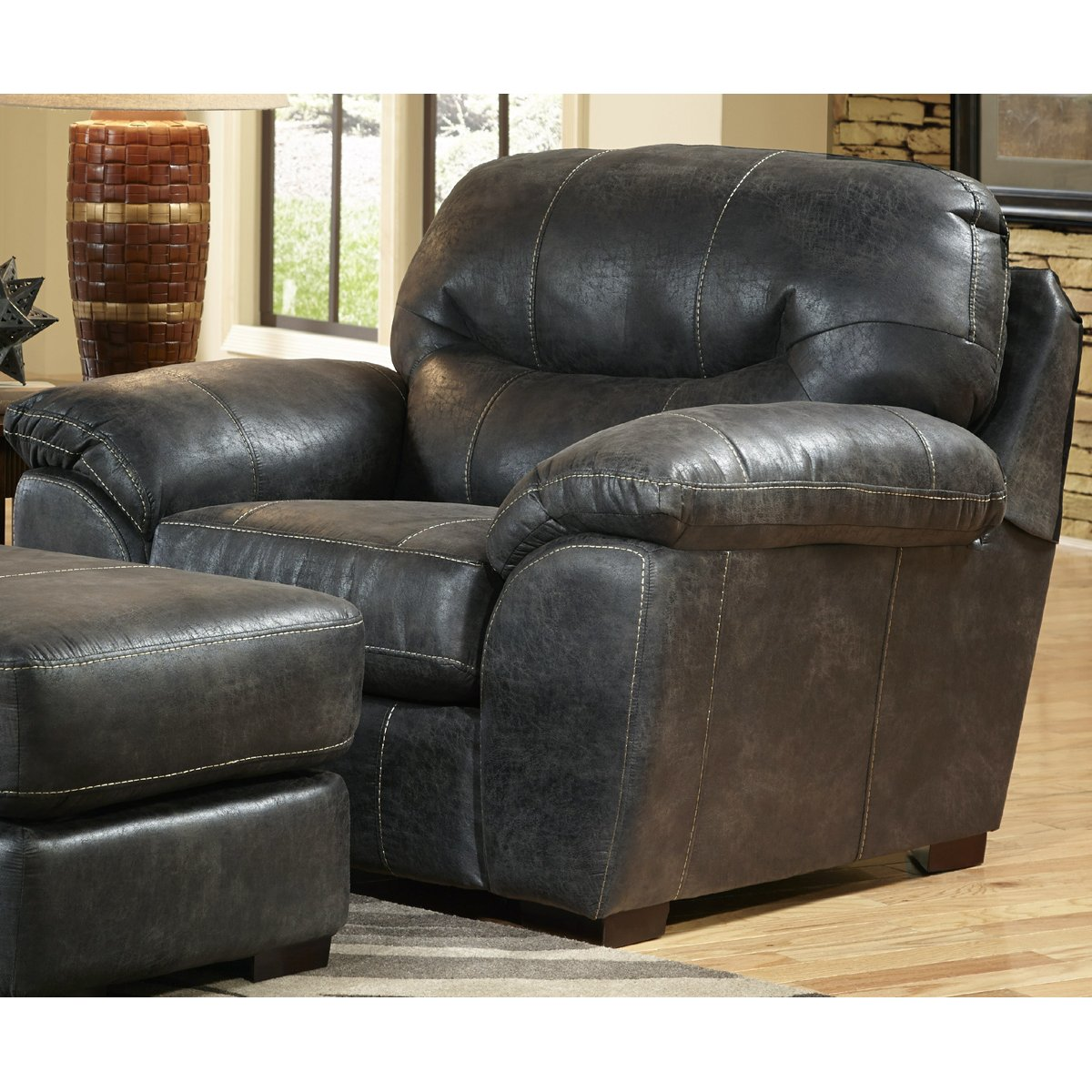 swivel recliner chairs for living room 2. Chocolate Brown Rocker Recliner  Cossette24999 Casual Contemporary Steel Gray Chair Grant RC Willey sells living room chairs recliners for your den