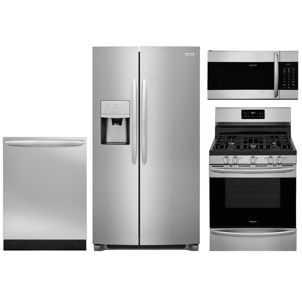 Beautiful Frigidaire Gallery Kitchen Package Image Collection - Best ...