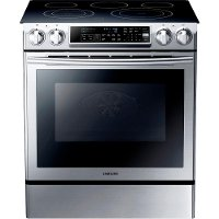 NE58F9500SS Samsung Electric Range - 5.8 cu. ft. Stainless Steel