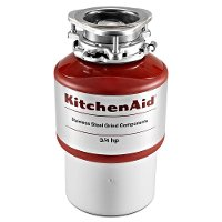 KCDI075B KitchenAid 3/4 hp Food Disposer