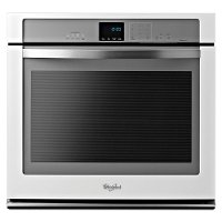 WOS92EC0AH Whirlpool 30 Inch Single Wall Oven - Stainless Steel