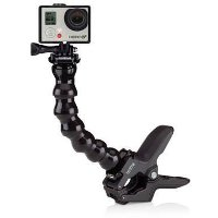 ACMPM-001 GoPro Jaws: Flex Clamp