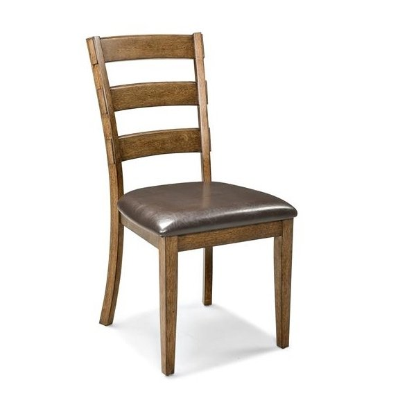 Brandy Ladder Back Dining Room Chair   Santa Clara Collection | RC Willey  Furniture Store