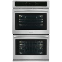 FGET3065PF Frigidaire Double Wall Oven with Even Baking Technology - 9.2 cu. ft. Stainless Steel
