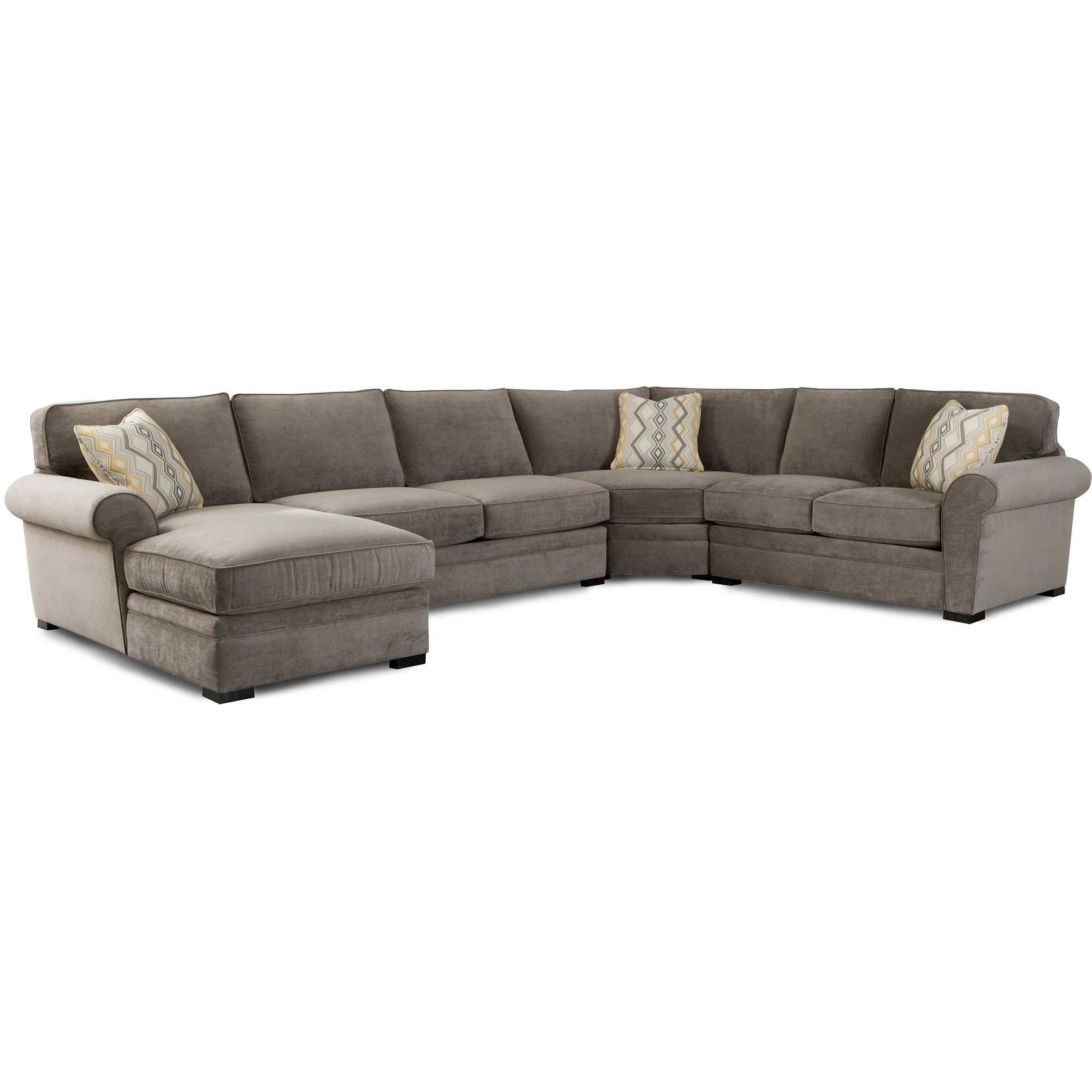 Shop sectional sofas and leather sectionals