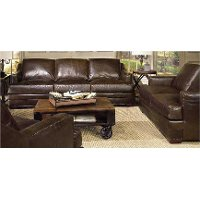 Classic Contemporary Brown Leather Sofa  Antique2 Antique Leather Sofa21