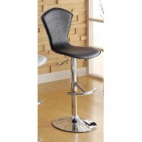 Airlift Black Bar Stool Rc Willey Furniture Store