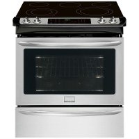 FGES3065PF Frigidaire Electric Range - 4.6 cu. ft. Stainless Steel