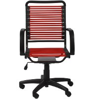Red Bungee High-Back Office Chair - Bungie