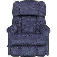 10-512C932386RECL Midnight Blue Reclina-Rocker Recliner - Pinnacle
