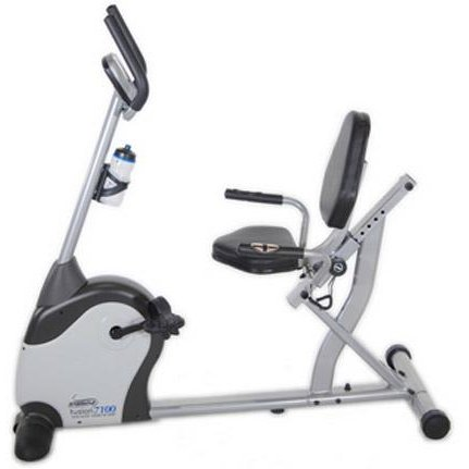 ... 15-7100 Magnetic Fusion Exercise Bike