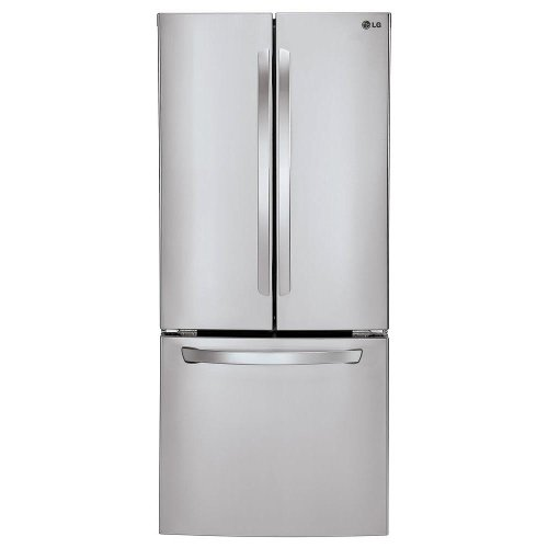 LFC22770ST LG 30 Inch French Door Refrigerator - Stainless Steel