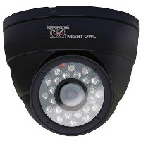 CAM-2PK-DM624B Night Owl Indoor Home Monitoring Dome Camera (2 Pack)