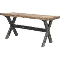Counter height console table rc willey furniture store for Sofa table rc willey