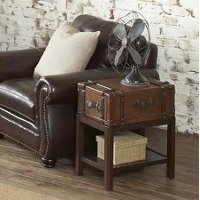 Latitudes Riverside Chairside Table