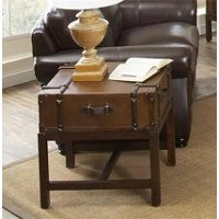 Latitudes Riverside End Table