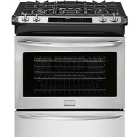 FGGS3065PF Frigidaire 4.5 Cu. Ft. Convection Slide-in Gas Range - Stainless Steel