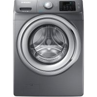 WF42H5200AP Samsung Front Load Washer -  4.2 cu. ft. Platinum