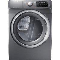 DV42H5200EP Samsung 7.5 cu. ft. Electric Steam Dryer - Platinum