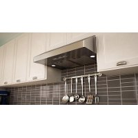 AK7100AS Zephyr Gust Series 30 Inch Range Hood - Stainless Steel
