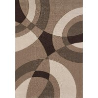 5 x 8 Medium Beige Area Rug - Townshend