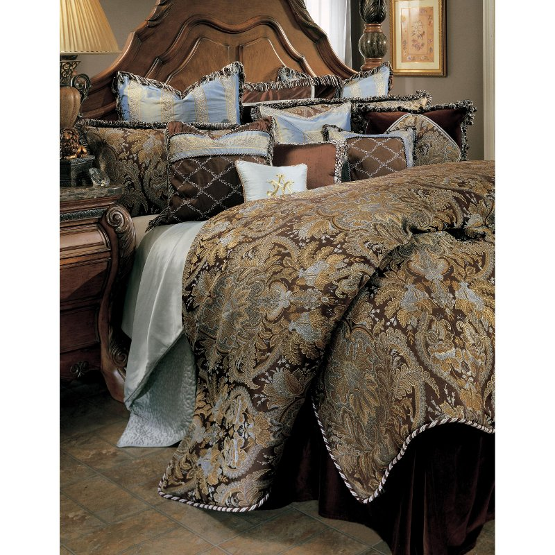 Portofino 12 Piece Queen Bedding Collection