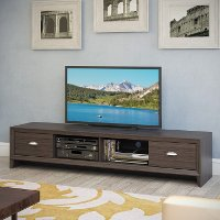 Grainy Brown 70 Inch TV Stand - Lakewood