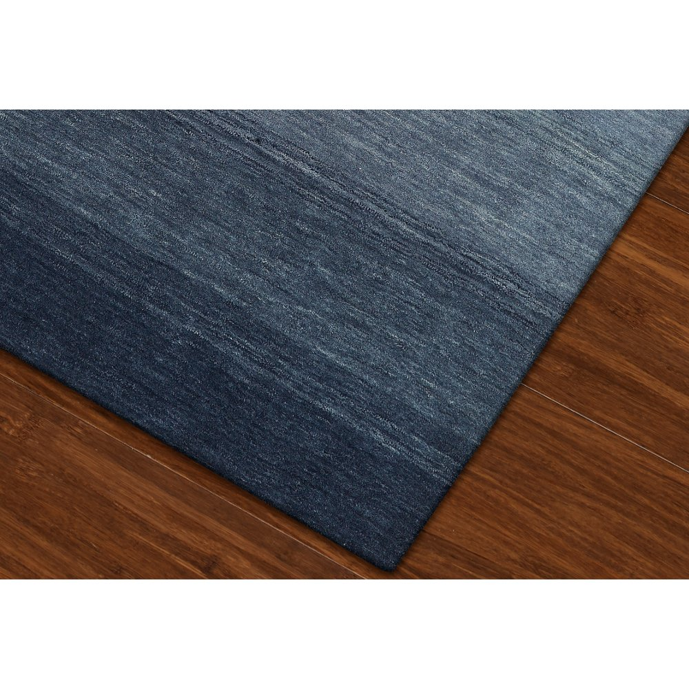 8 x 10 large ombre navy blue area rug torino rc willey furniture store