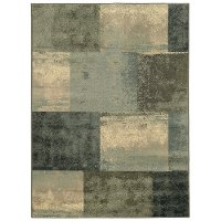 8 x 10 Large Charcoal Gray Area Rug - Brentwood
