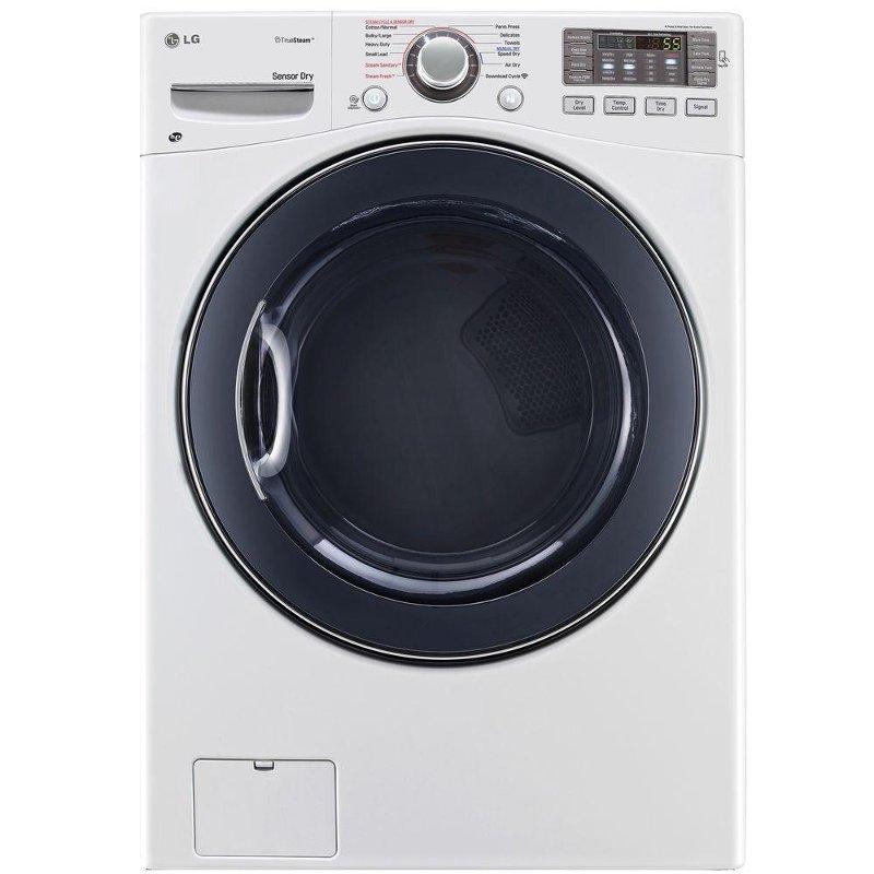 Electric Steam Dryer White