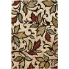 Clearance 5 x 8 Medium Ivory Area Rug - Wild Weave