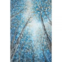 Into The Trees Canvas Wall Art