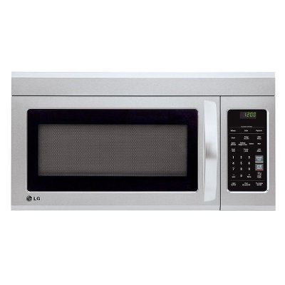 LMV1831ST LG Over the Range Microwave - 1.8 cu. ft. Stainless Steel