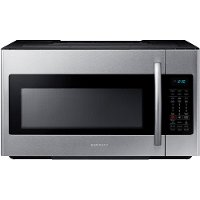 ME18H704SFS Samsung Over the Range Microwave - 1.8 cu. ft. Stainless Steel