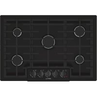 NGM8065UC Bosch 30 Inch Gas Cooktop - Black