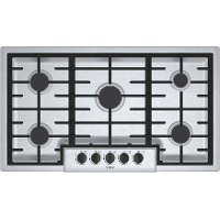 NGM5655UC Bosch 36 Inch Gas Cooktop - Stainless Steel