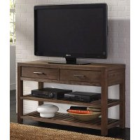 Brown TV Media Stand - Barnside