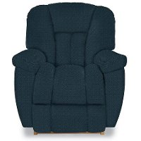 10-582D101286RECL Eclipse Blue Reclina-Rocker Recliner - Maverick