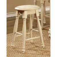 Arcadia Bisque 24 Quot Counter Stool Rc Willey Furniture Store