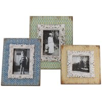 Assorted Colors Picture Frame