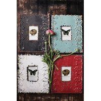 Assorted Embossed Metal Picture Frame