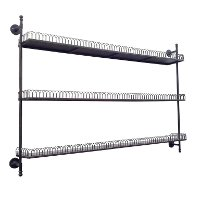 Metal Wall Rack