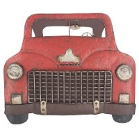 Metal Truck Wall Decor