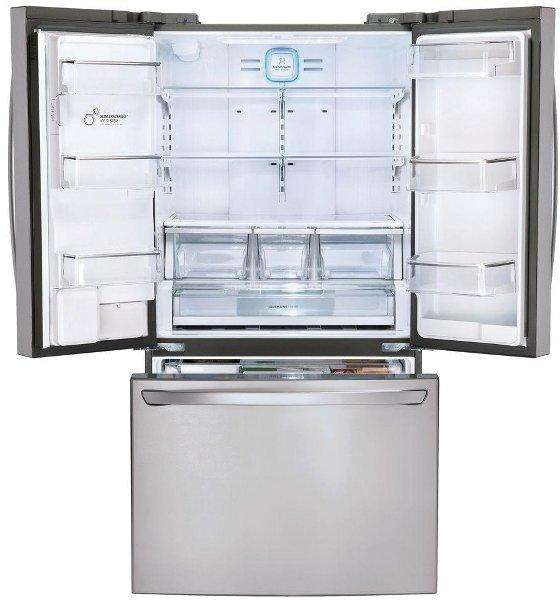 Counter Depth Refrigerators Counter Depth French Door