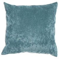 LUX03-LUXEPILLOW Luxe Teal Throw Pillow