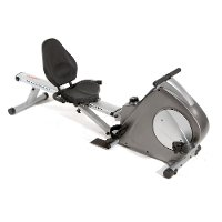15-9003 Stamina Rowing Machine and Recumbent Exercise Bike Hybrid