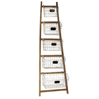 Metal Baskets for 5 Tier Rack Box 2 of 2