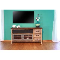62 Inch Antique TV Stand