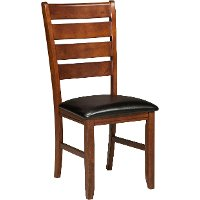 Redmond Walnut Traditional Dining Chair